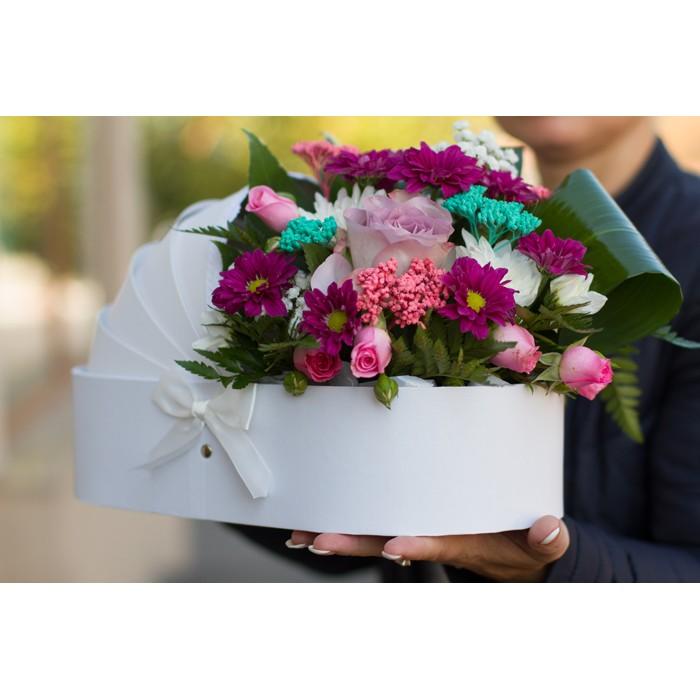Flori Pentru Mama Aranjament Floral Bebe
