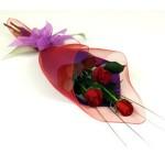 Buchet 3 trandafiri