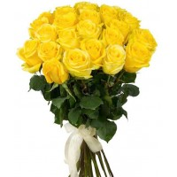 Rose Bouquet 37 yellow roses